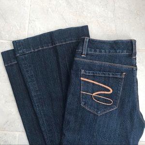 Seven 7 Sexy Flare Jean Size 28